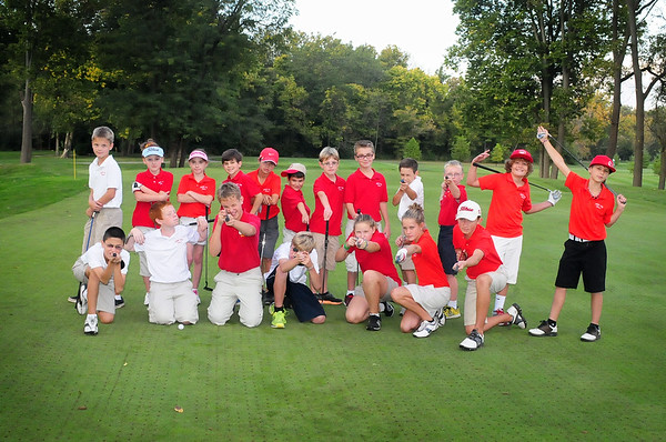 John XXIII Golf Team