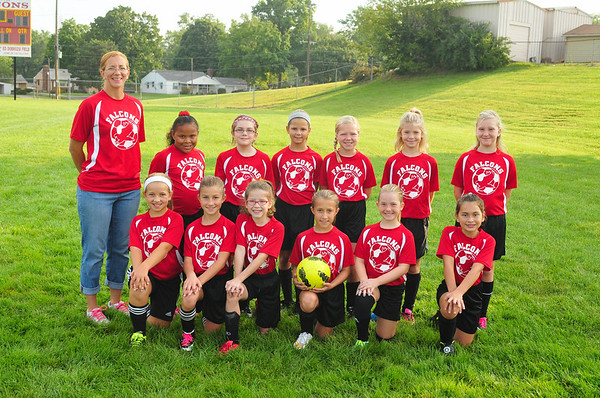 3rd 4th Grade Girls Soccer