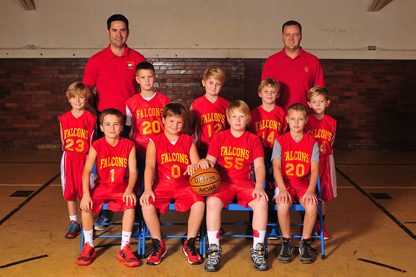 4th Grade Boys Basketball