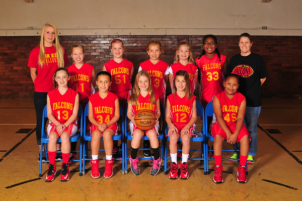 4th Grade Girls Basketball