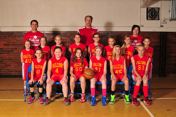 5th Grade Girls Basketball