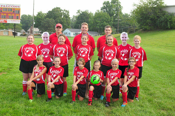 5th Grade Girls Soccer
