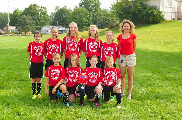6th Grade Girls Soccer