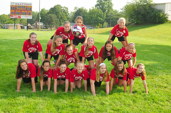 7th 8th Grade Girls Soccer