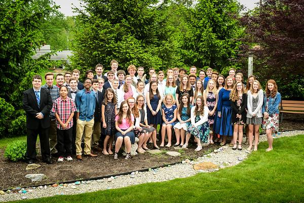 2017-18 8th Grade Class
