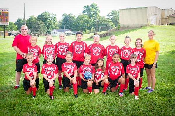 4th 5th Grade Girls Soccer