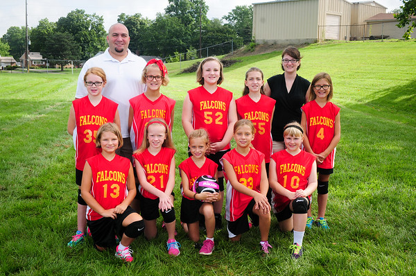 4th Grade Girls Volleyball