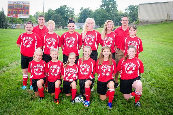 6th Girls Soccer