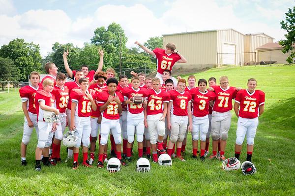 7th-8th Grade Football