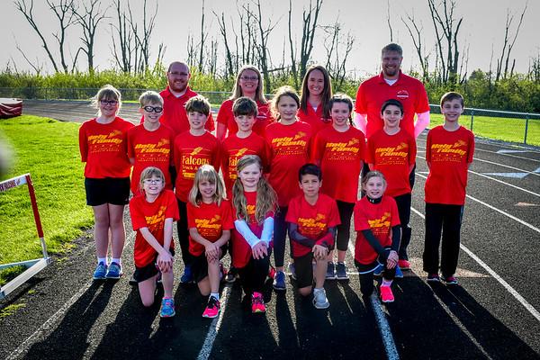 3-4 Track Team