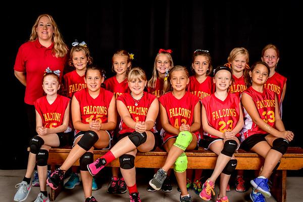 3rd - 4th Girls Volleyball