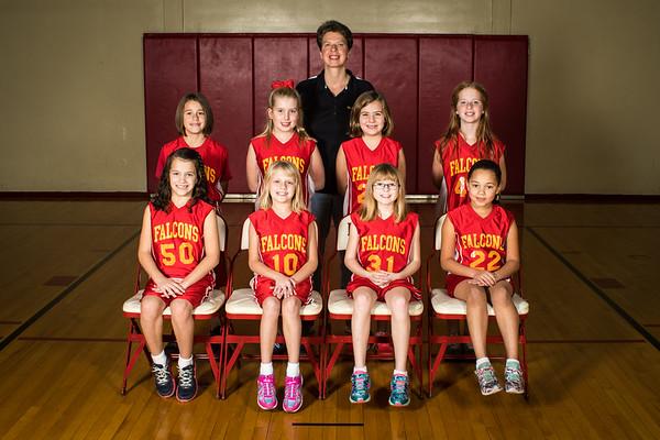 3rd Grade Girls Baskteball