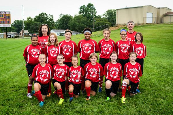 4th - 6th Girls Soccer