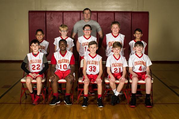 4th Grade Boys Basketball
