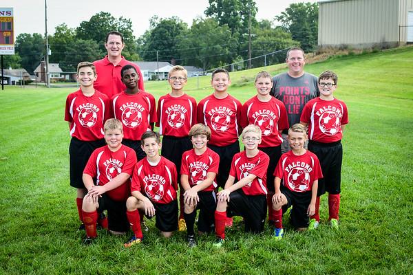 5th - 7th Boys Soccer