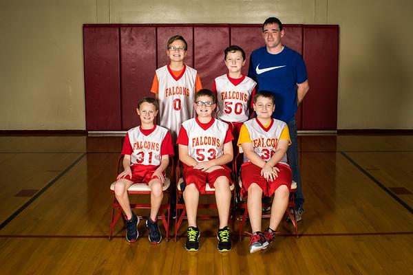 5th Grade Boys Basketball