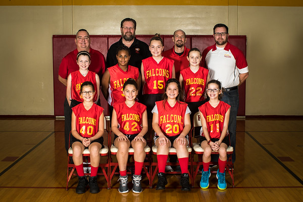 5th Grade Girls Basketball