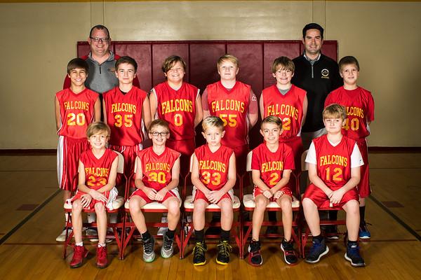 6th Grade Boys Basketball