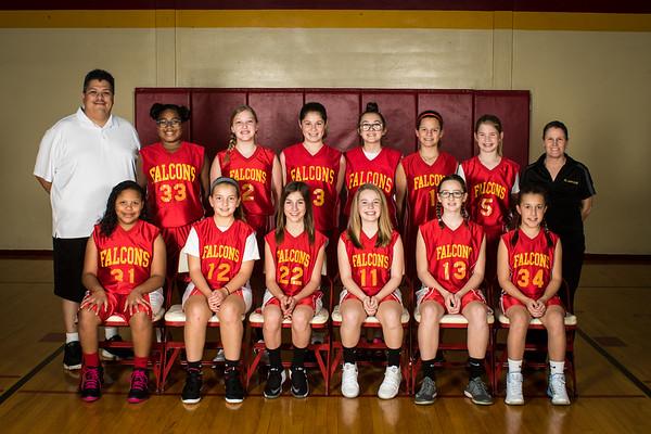 6th Grade Girls Basketball