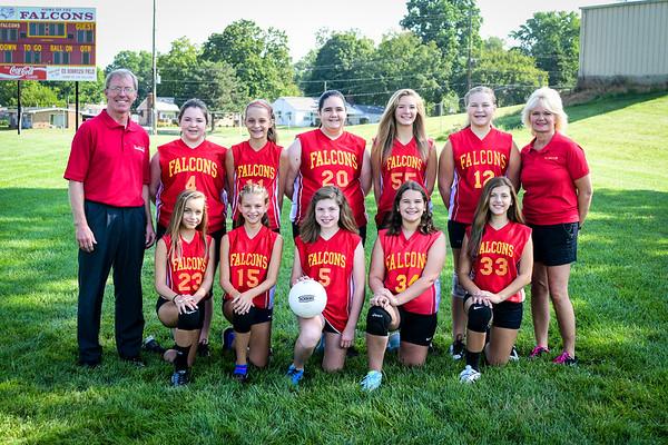 7th Girls Volleyball