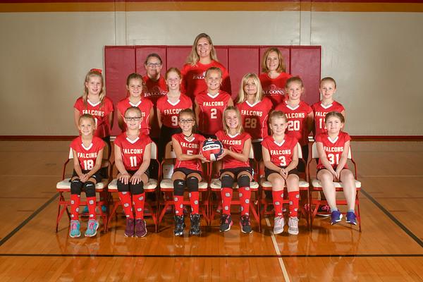 3rd & 4th Girls Volleyball