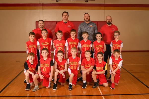 3rd Grade Boys Basketball