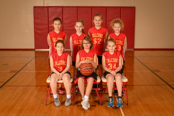 3rd Grade Girls Basketball