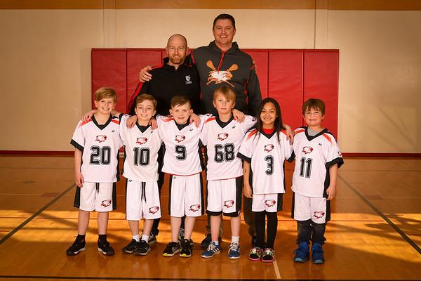 K 2nd Grade Lacrosse