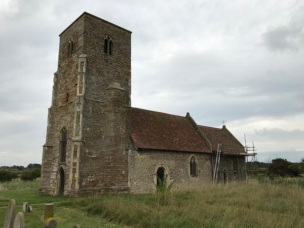 St. John the Baptist, Wantisden