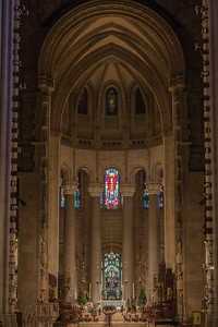 St. John the Divine Romanesque Apse