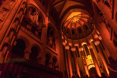 Paul Winter Concert at St. John the Divine