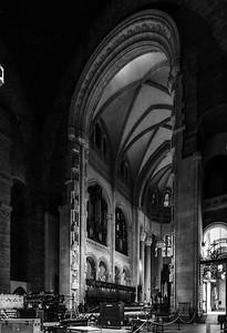 Great Choir & Proscenium Arch