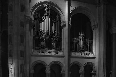 St. John the Divine Pipe Organ