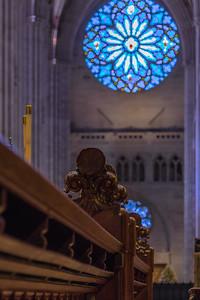 St. John the Divine Rose Window