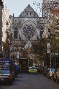 St. John the Divine Facade