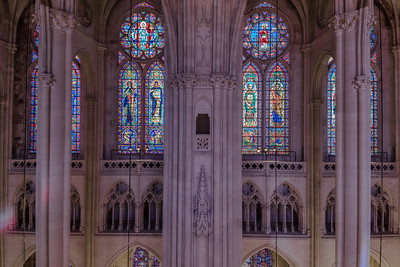 St. John the Divine Clerestory