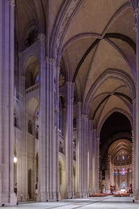 Cathedral of St. John the Divine Nave - Tilt Shift