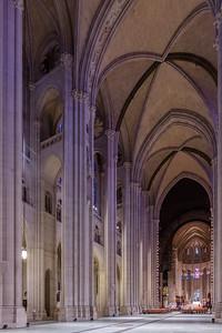 Cathedral of St. John the Divine Nave - Tilt Shift