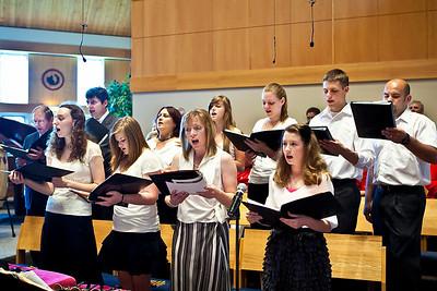 2011-06-04 Fr Benedykt Farewell Mass