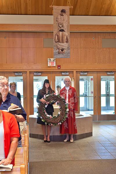 2011-09-11 Sept 11 Ceremony