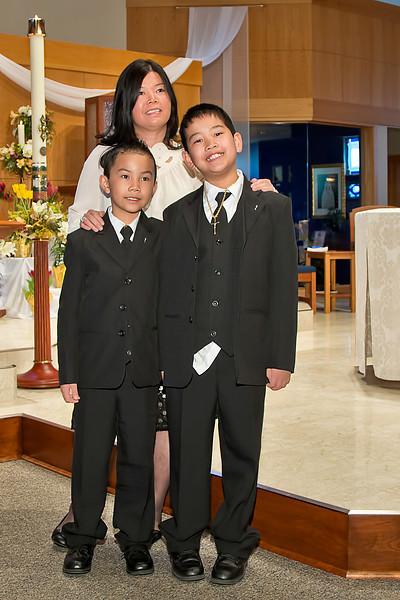 2014-04-26 First Communion