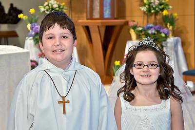 2014-05-03 First Communion