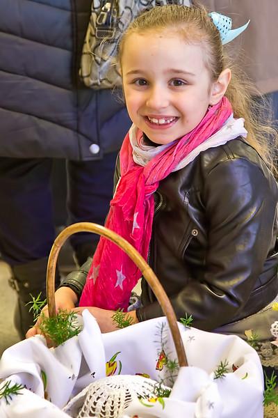 2015-04-04 1100 AM Easter Basket Blessing