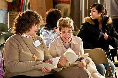 2008-03-01 Parish Retreat