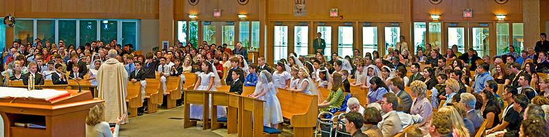 2008-04-26_First Communion Panoramas