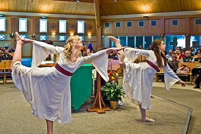 2008-11-27 Liturgical Dancers