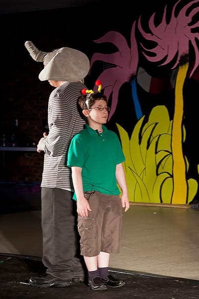 2012-05-02 Seussical Jr. Dress Rehersal