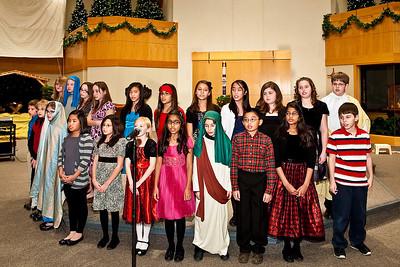2010-12-16 School Christmas Concert