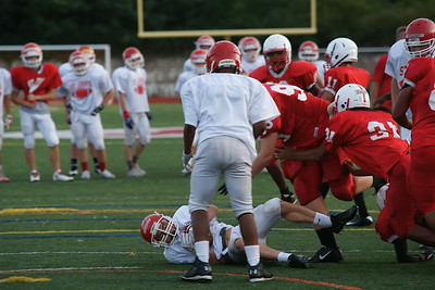 New Bedford Frosh Scrimmage