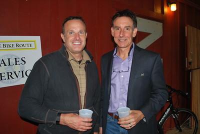 Chris Lott and David Martin